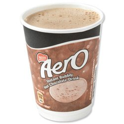32 Nescafe & Go Nestle Aero Instant Hot Chocolate In Cup Drinks Worldwide