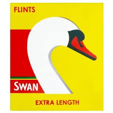 45 SWAN EXTRA LENGTH LIGHTER FLINTS